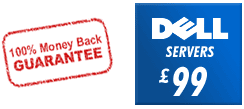 Dell Servers £99 - 100% Money Back Guarantee
